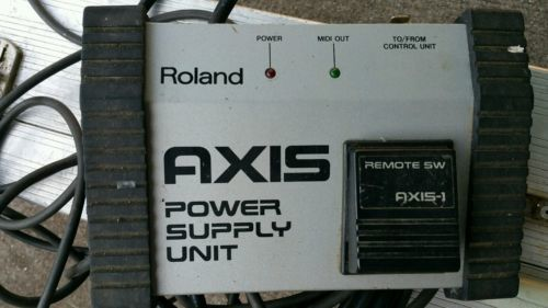Bloc d'alimentation et Interface midi portable - Roland - AXIS 1