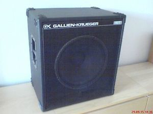 Gallien Krueger - 115T - Cabinet
