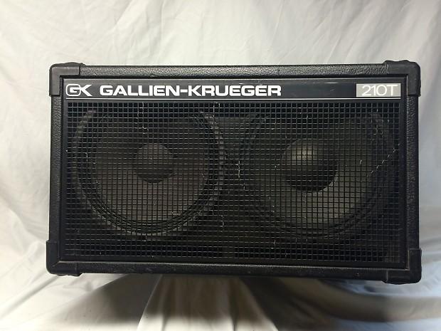 Gallien Krueger - 210T - Cabinet