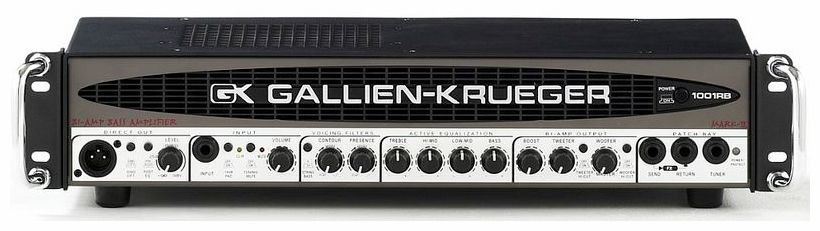 Gallien Krueger - 1001RB Mark II