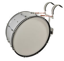Marching Bass Drum 22