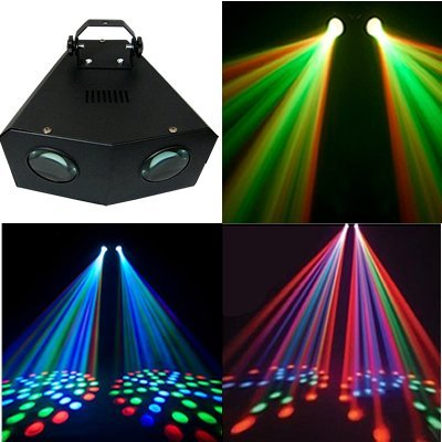 LED Disco Lighting Effect