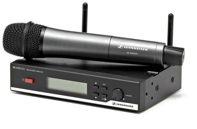 Sennheiser XSW35 Handheld Radio Mic