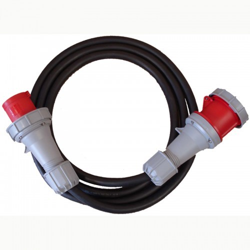 63A -> 63A 3Phase Cable - 10m