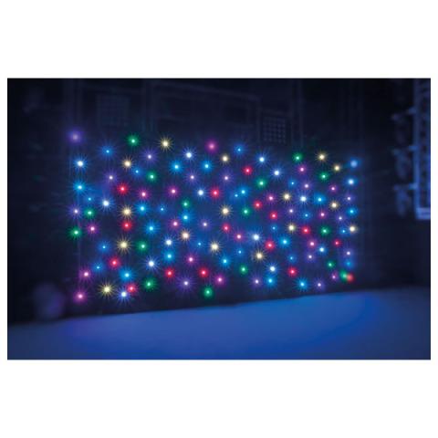 6m x 3m RGB LED Starcloth
