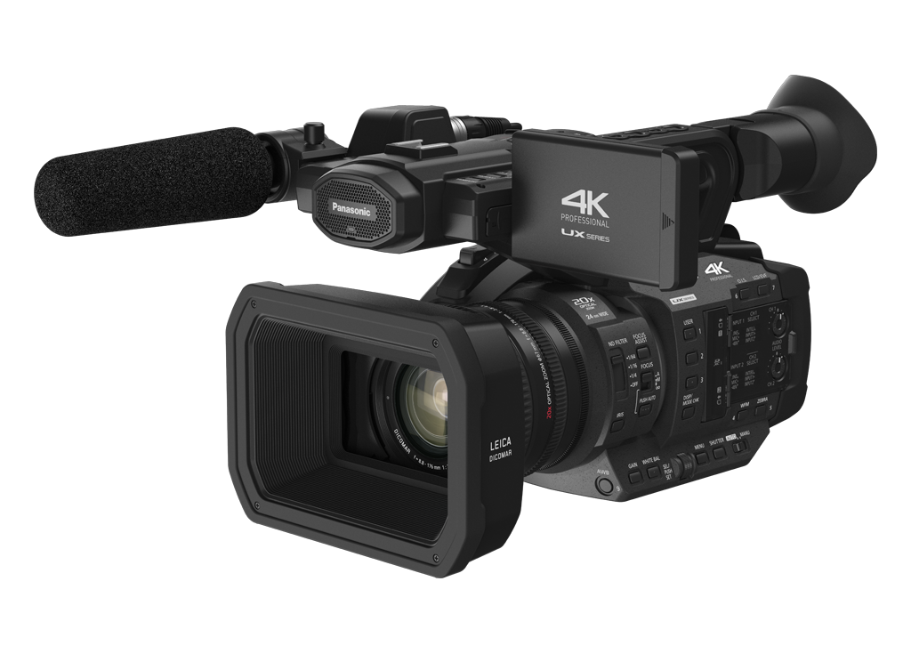 Panasonic AG-UX180 4k Camera