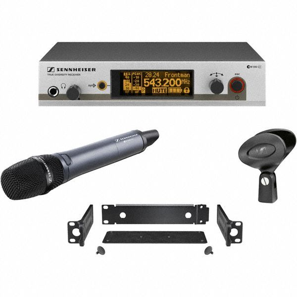 Handheld Wireless Mic Kit