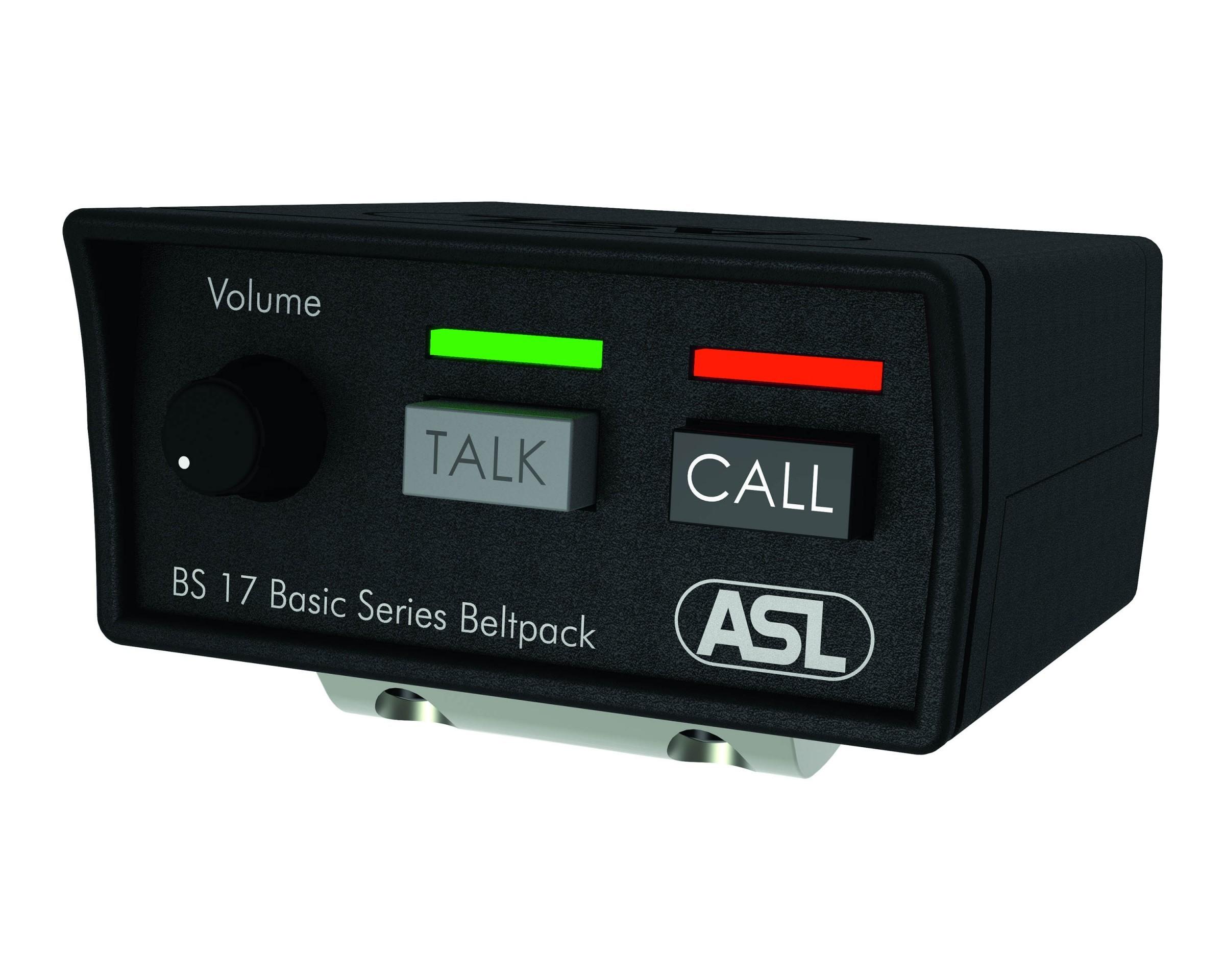 ASL Beltpack BS17