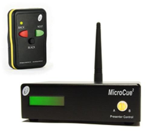 MicroCue2 Clicker