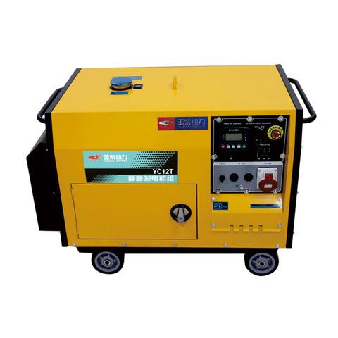10kVA 3 Phase Deisel Generator
