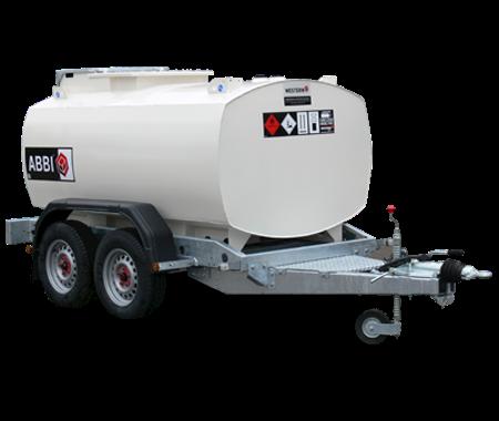 1500l Road Tow Fuel Bowser