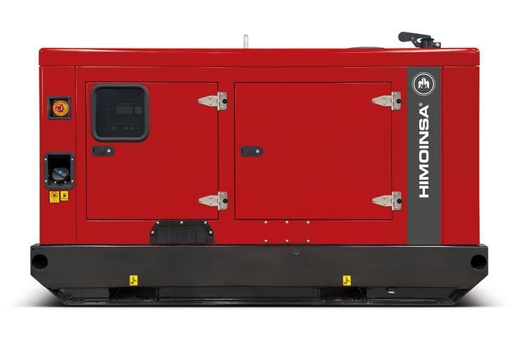 Generator Package 4 - 45kVA
