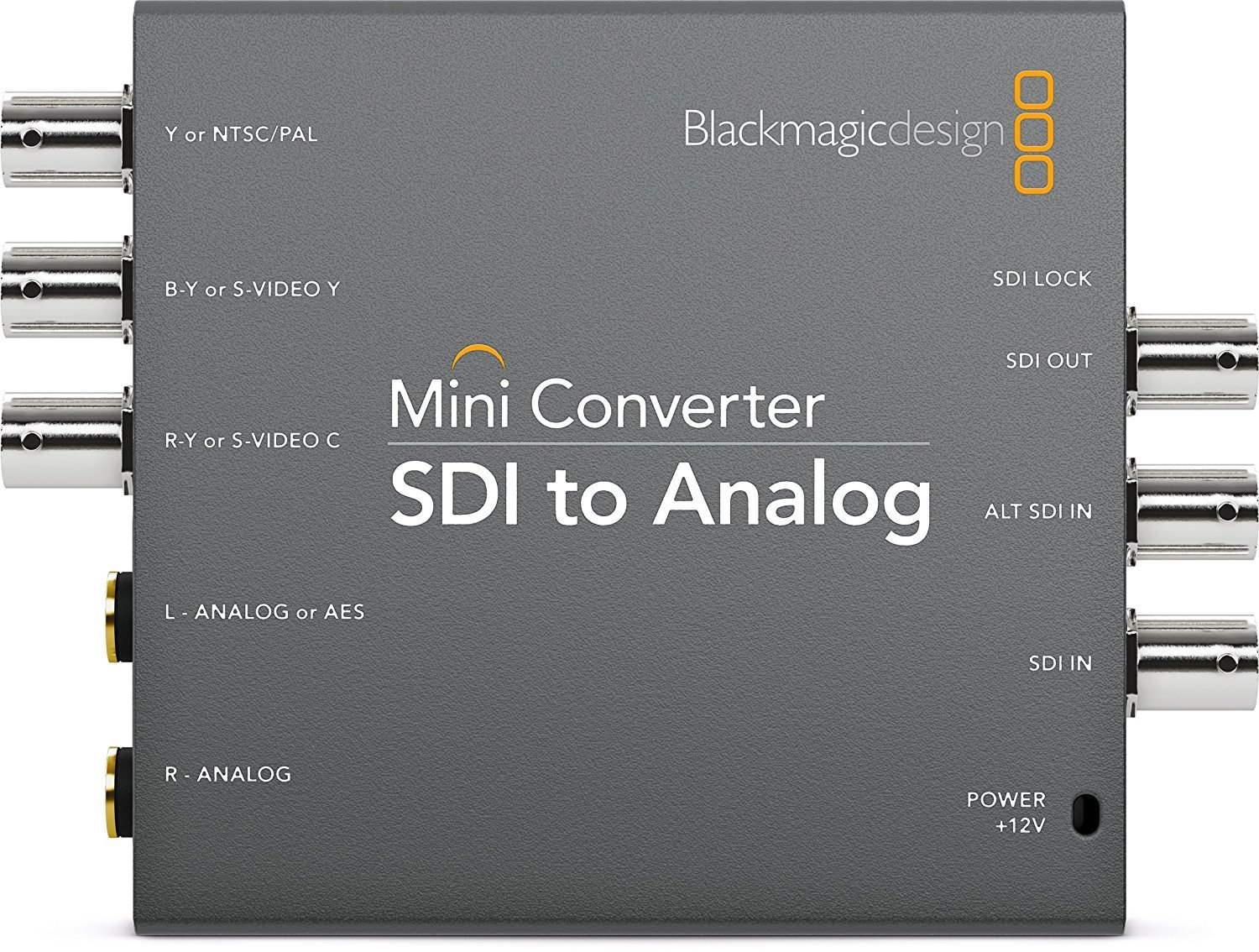 SDI to Analogue Mini Converter