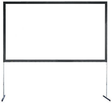 3.1m x 1.8m Projection Screen