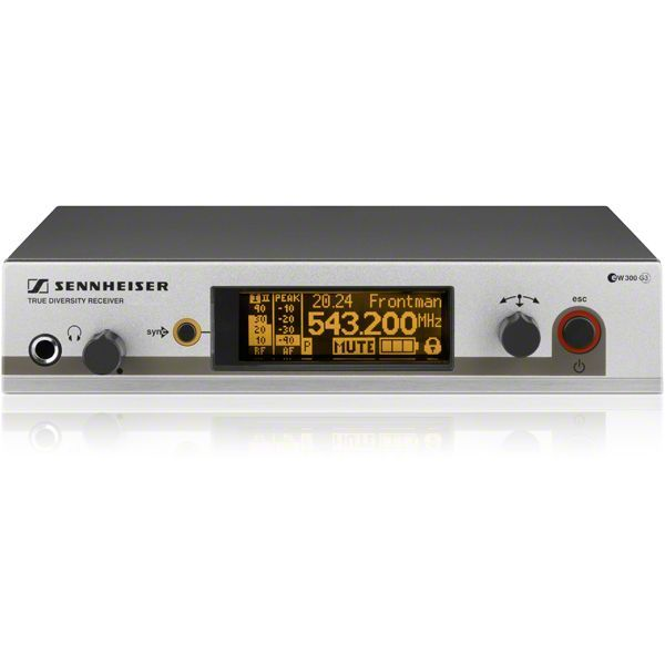 EW300 G3 Wireless Receiver
