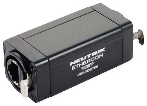 Ethercon Coupler