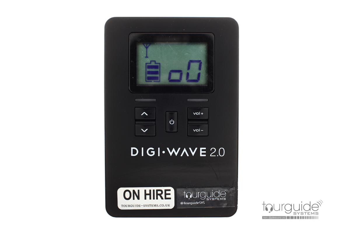 20 Digi-wave DLR 60 Receivers (ADD-ON PACKAGE)