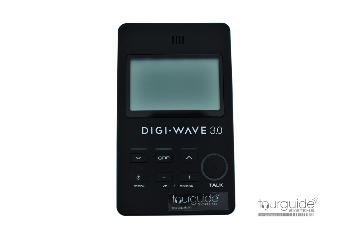 Digiwave DLT300 pocket transceiver, cover & lanyard