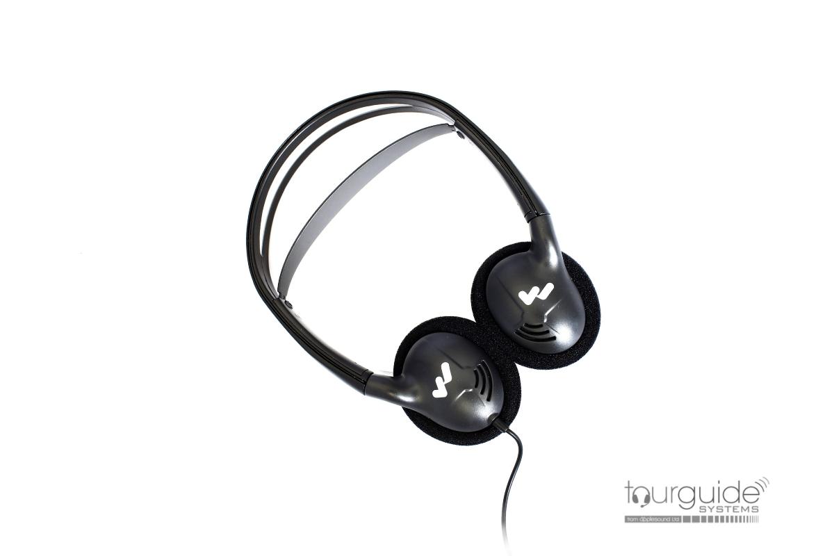 HED 027 Heavy-Duty folding headphone