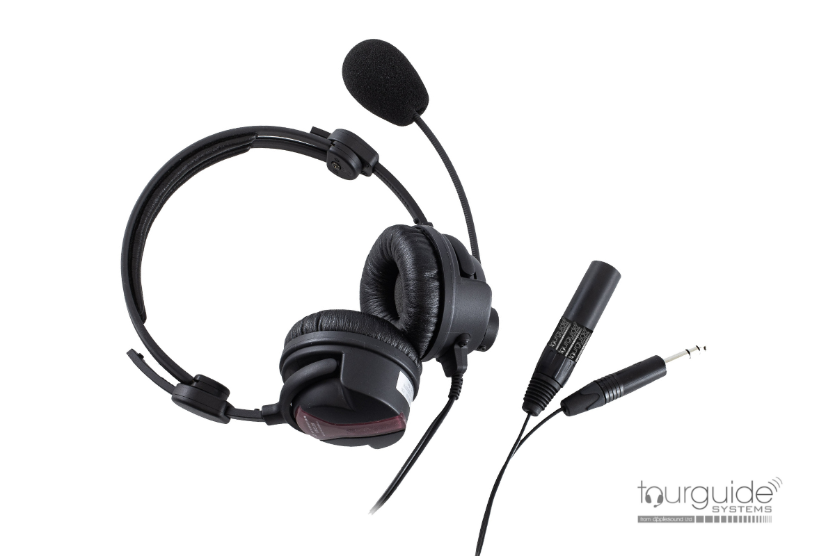HMDC26-II-100 Broadcast Headset