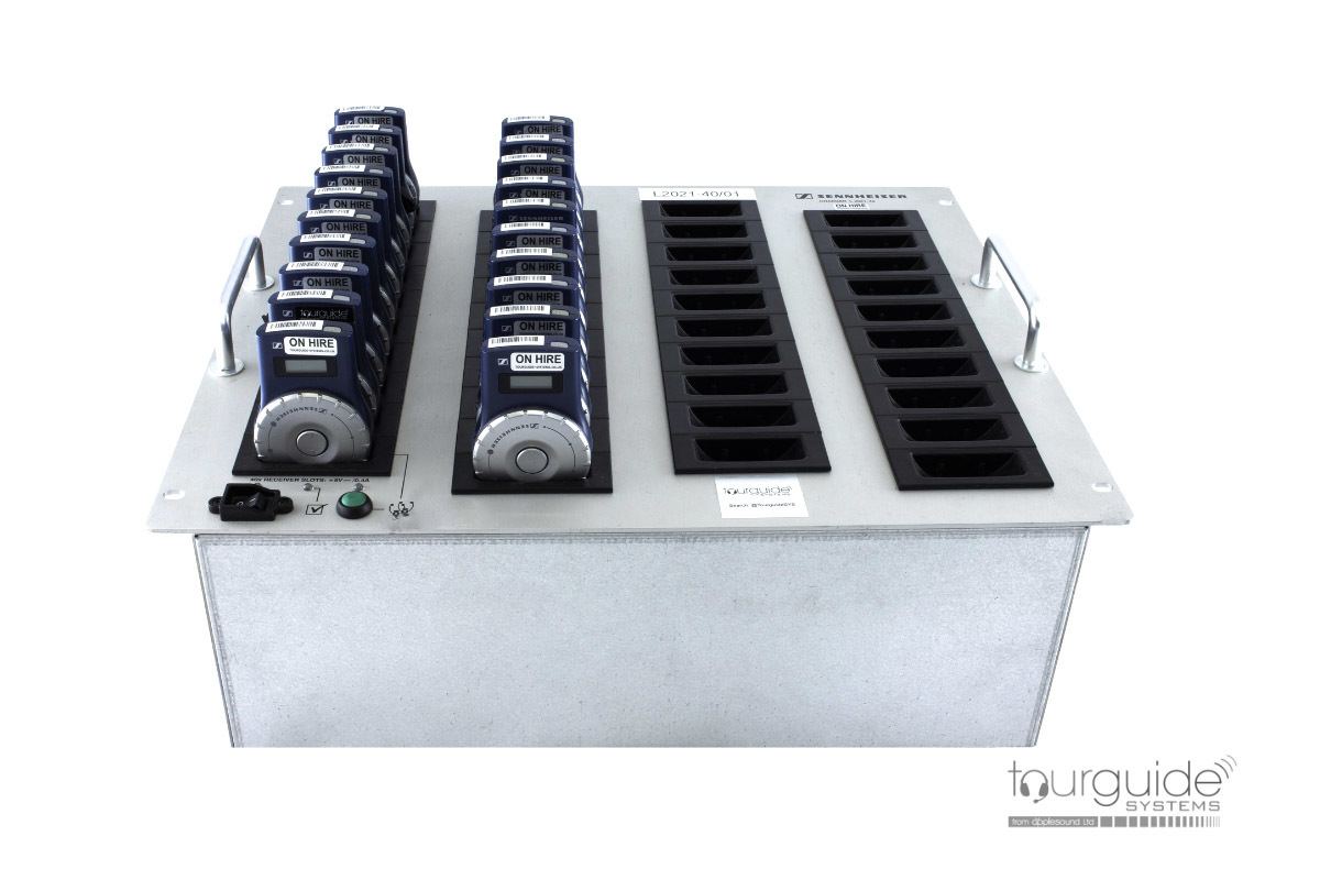 L2021-40 Stationary Charger Rack