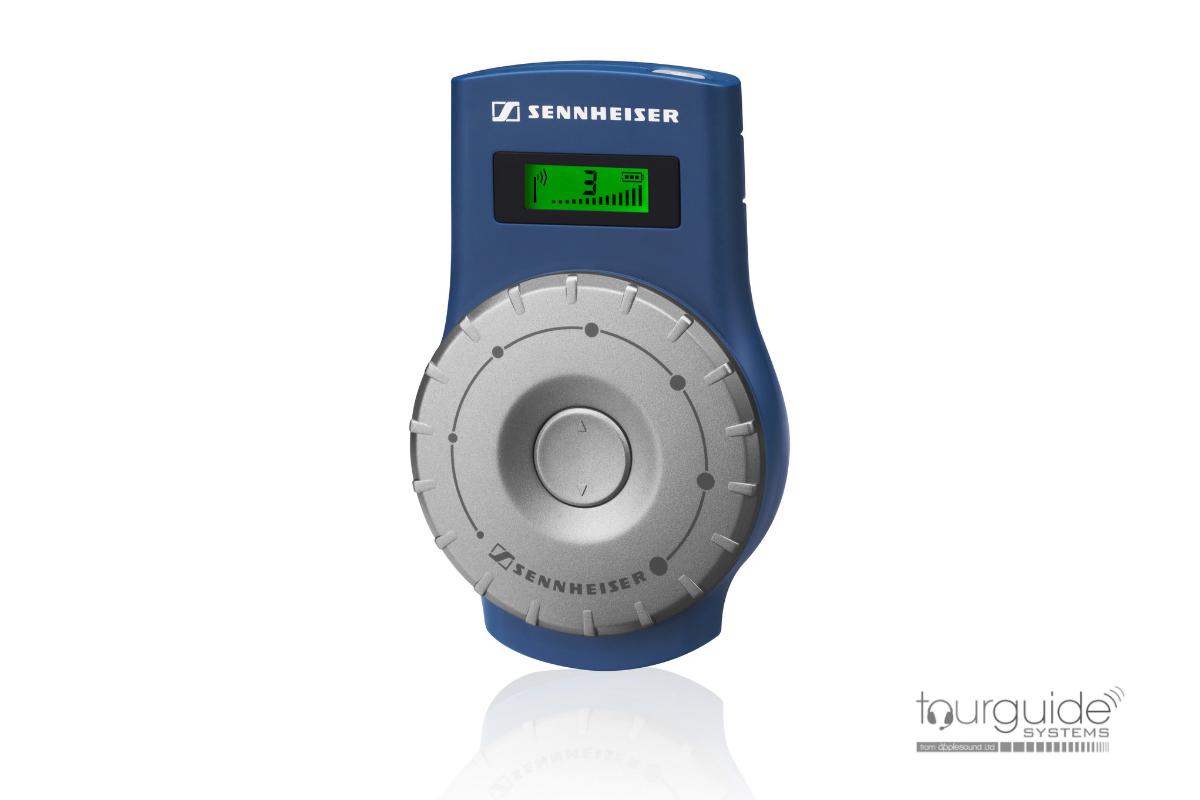 Sennheiser 2020 D Tour Guide System Product Range