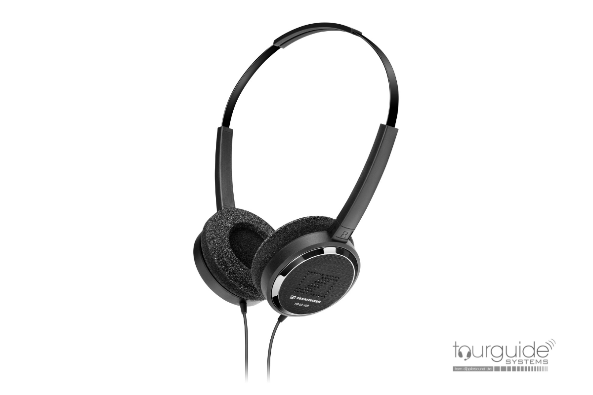 HP02-100-1 headphones