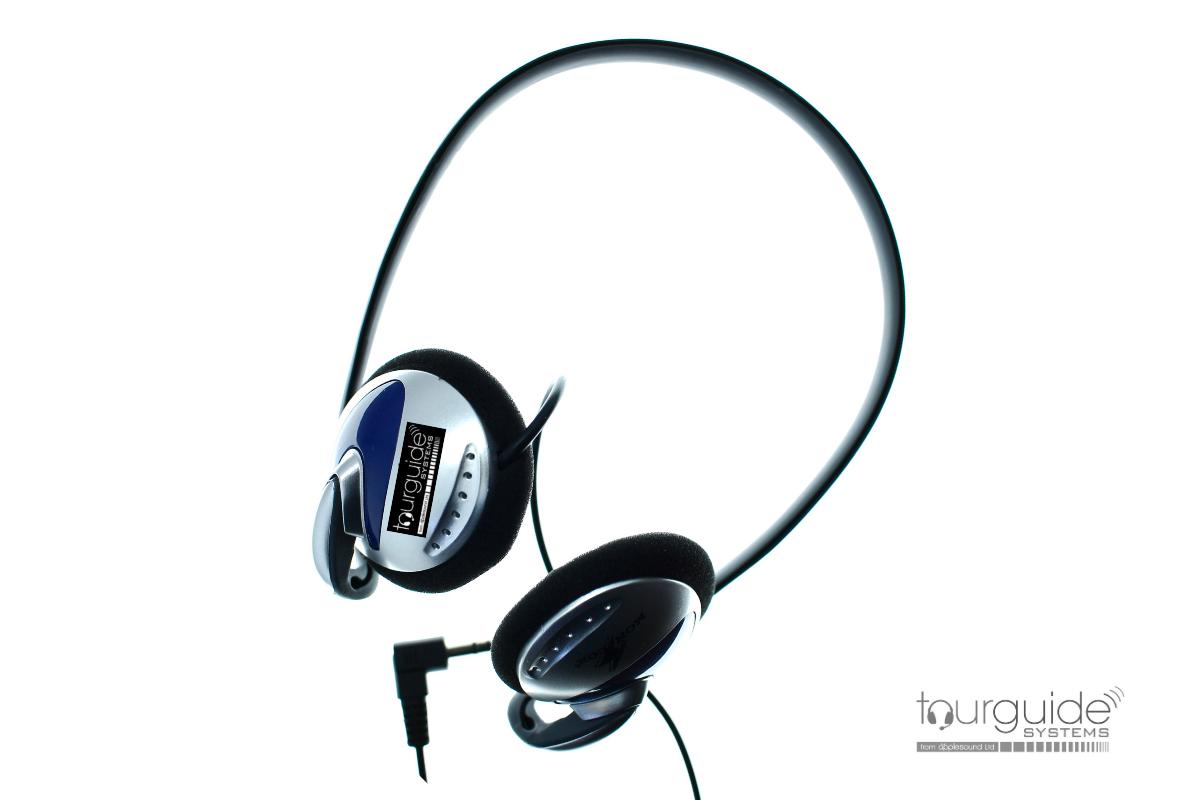 ATS 260 rear-wear headphone