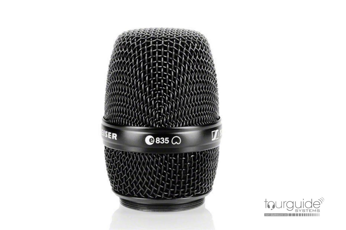 MMD 835 BK Microphone module, dynamic, cardioid pattern