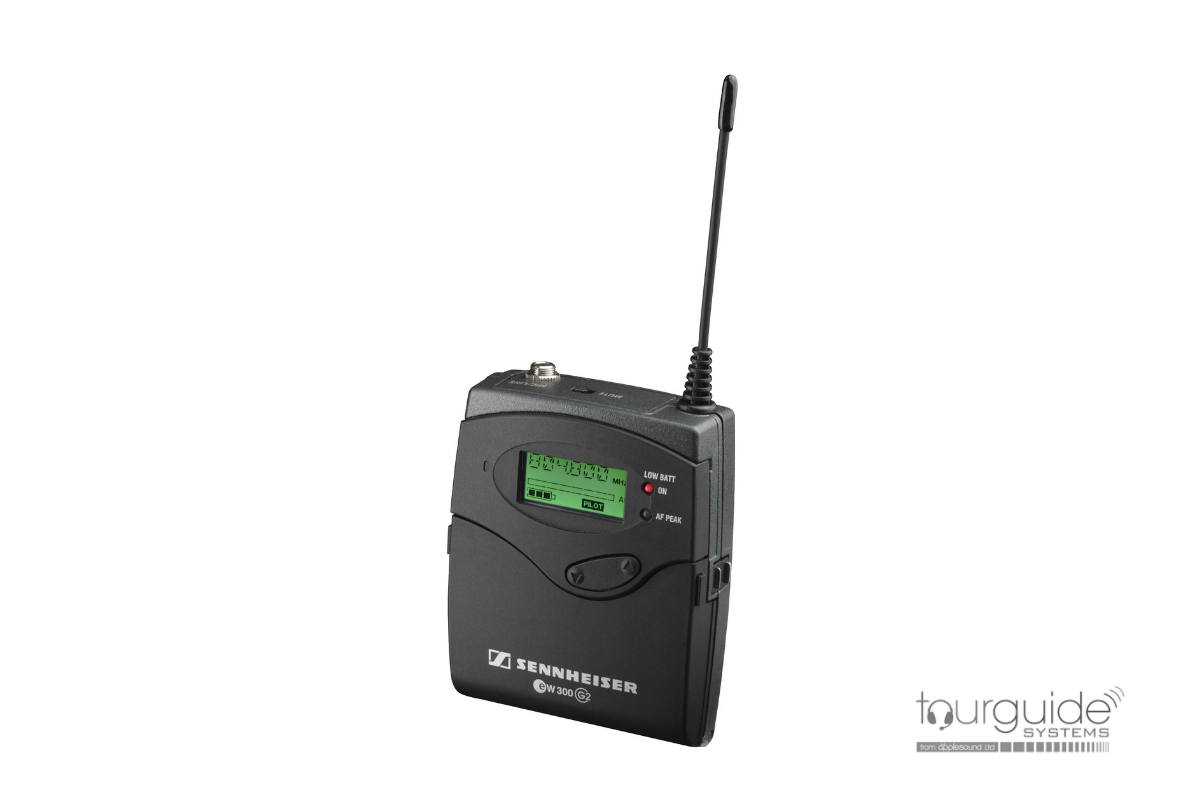 Pocket transmitter SK300-G2-70