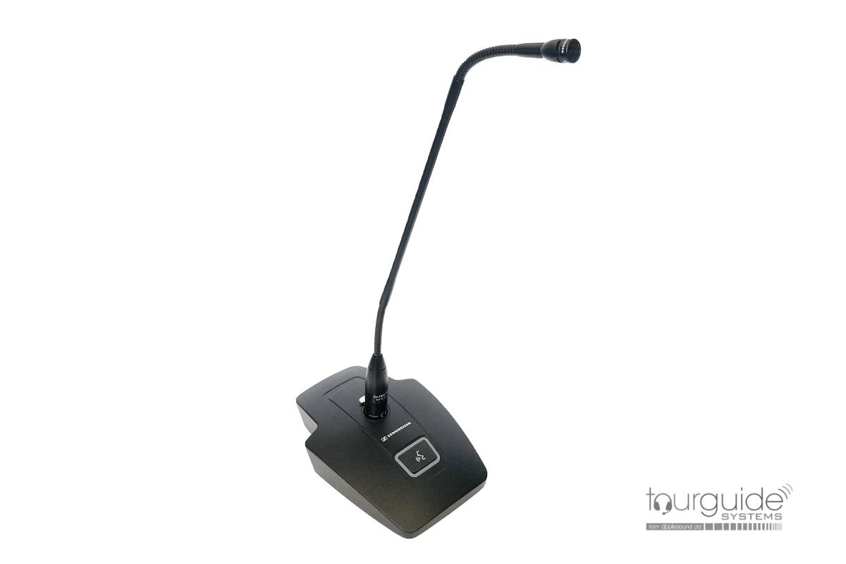 Sennheiser Speechline gooseneck microphone & desktop base