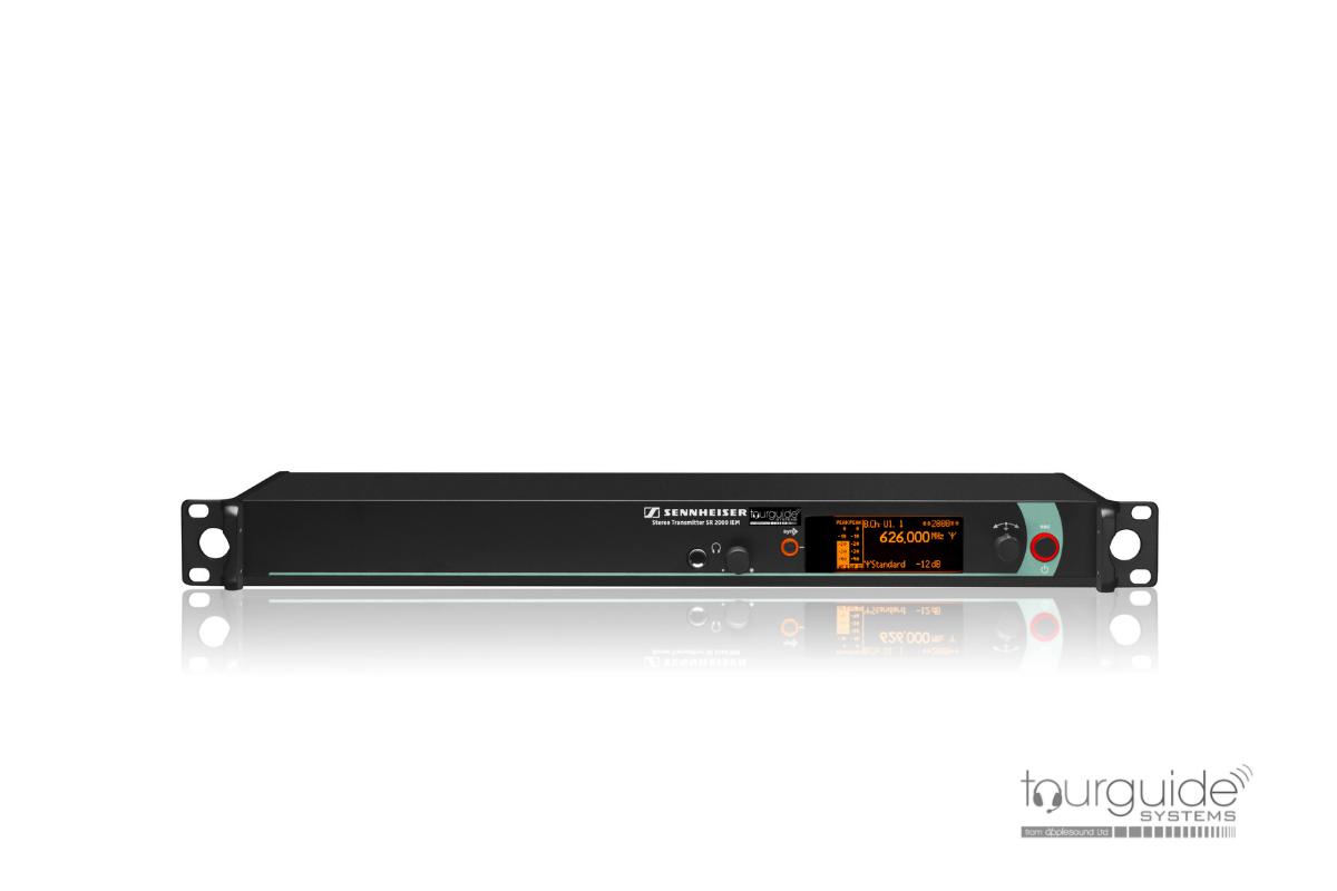 SR2000 IEM DW-X (790-865MHz) transmitter