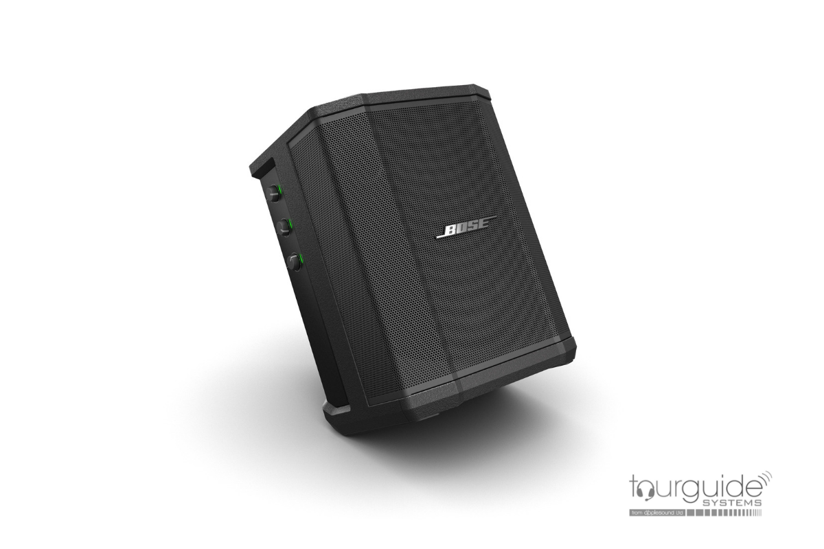 Bose S1 Pro - Portable PA system - mains/rechargeable