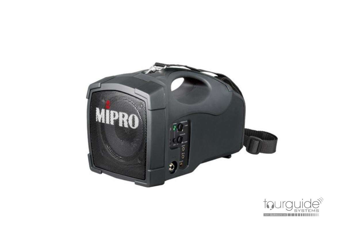 MIPRO MA-101G Wireless, Battery PA System