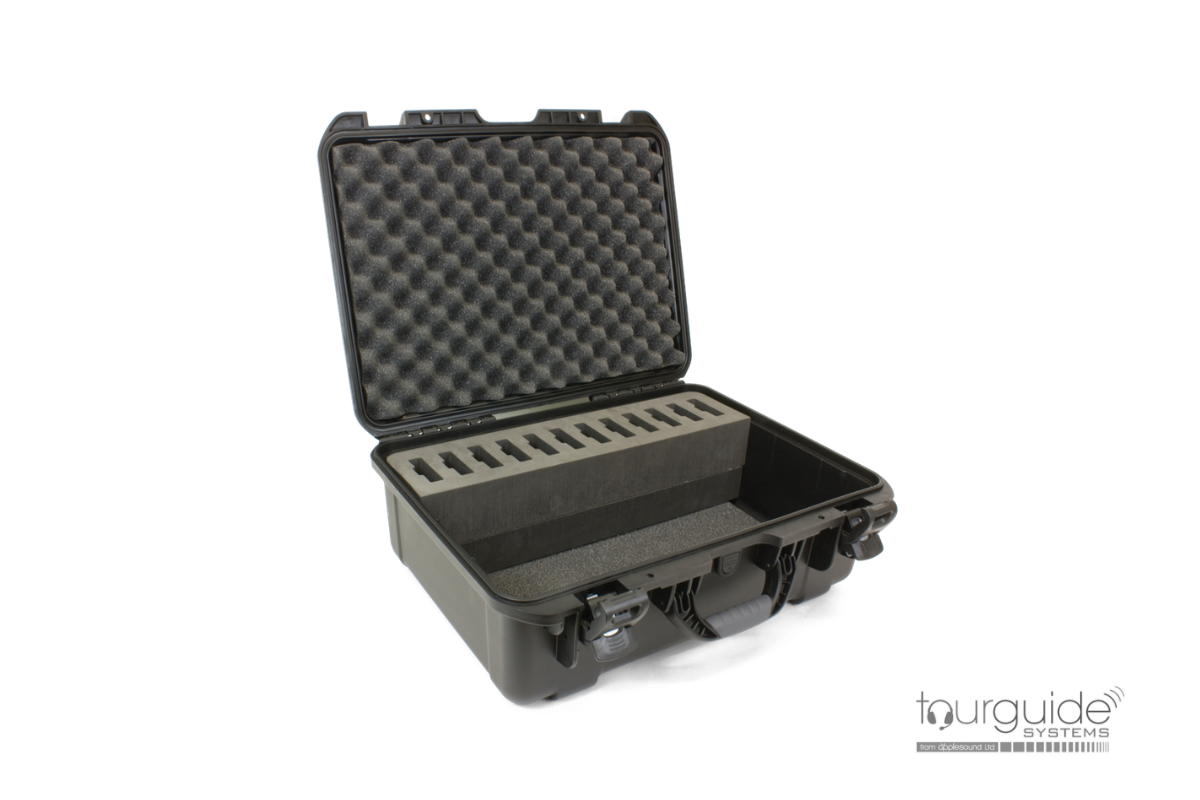 CCS 042 DW Heavy-Duty Carry Case (12 slot)