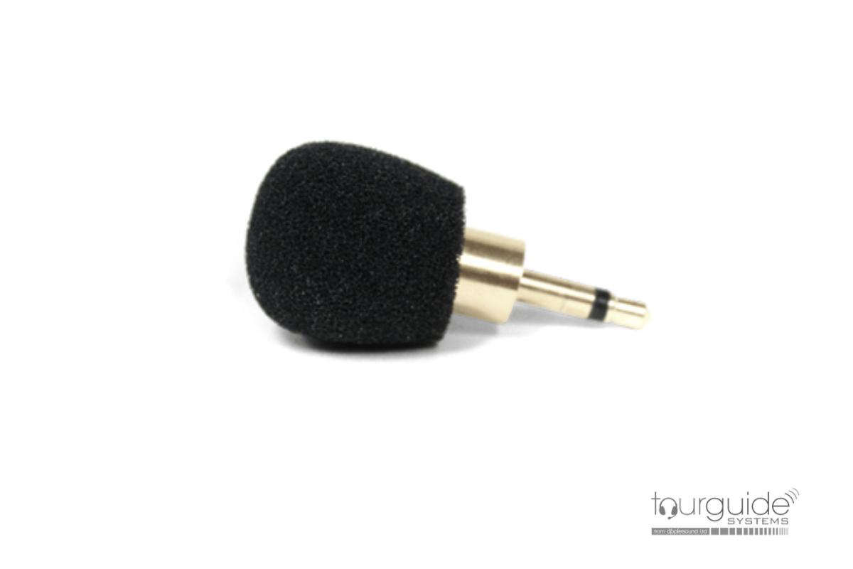 MIC 014-R Plug-mount microphone