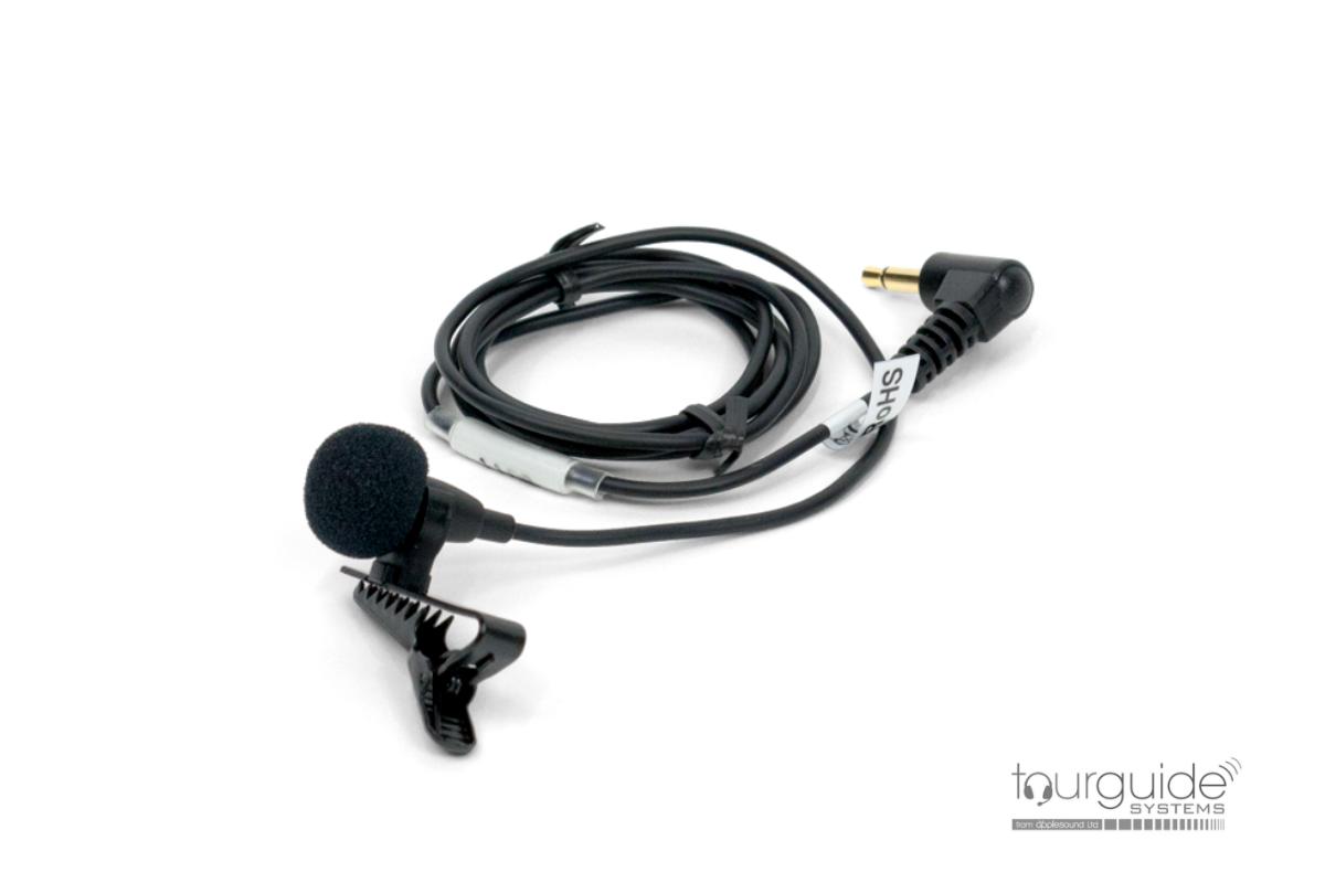 MIC 090 - Lapel / tie-clip microphone