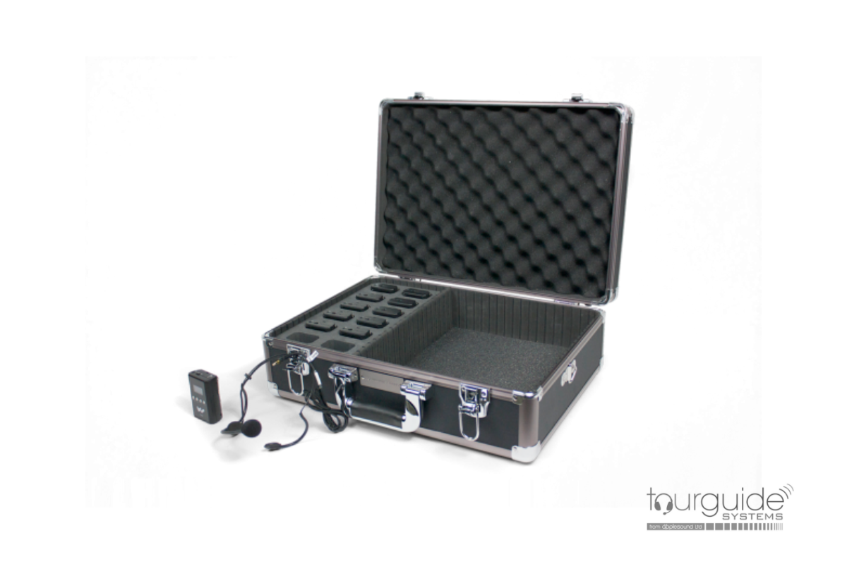 10-WAY UHF POCKET SYSTEM (COMPLETE PACKAGE)