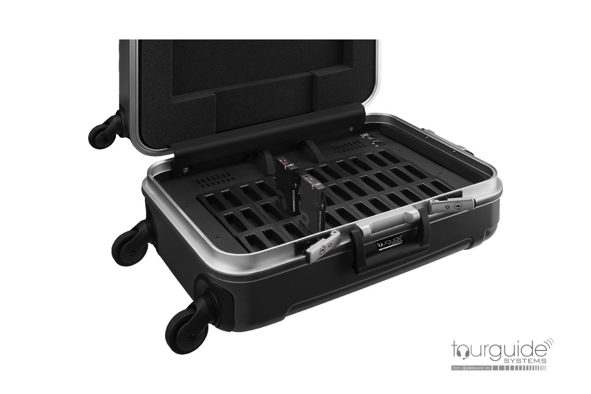 JTS TG-10CH36 36-way charger case