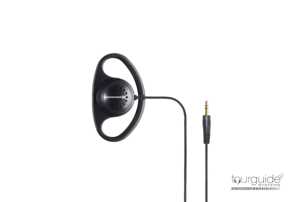 DT 1 tourguide earpiece