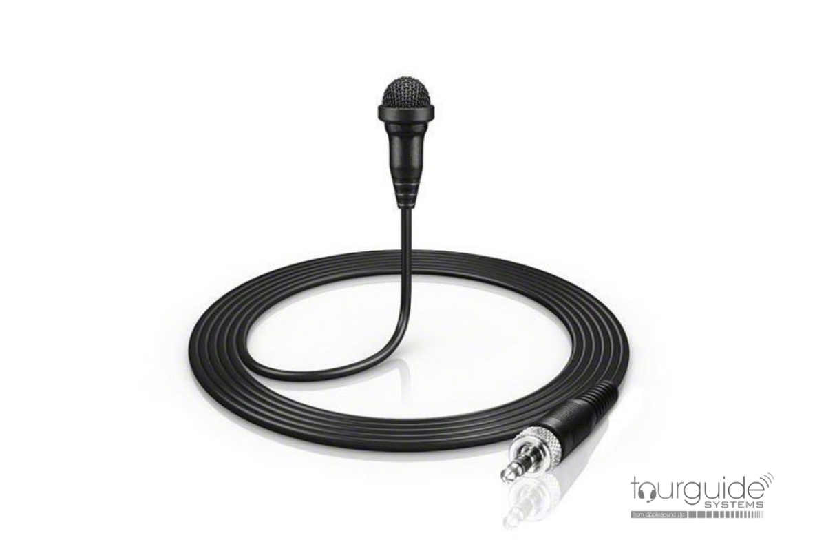 ME 2-II omni-directional clip-on microphone