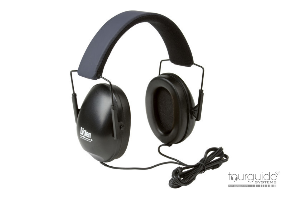 LA-171 noise reducing headphone