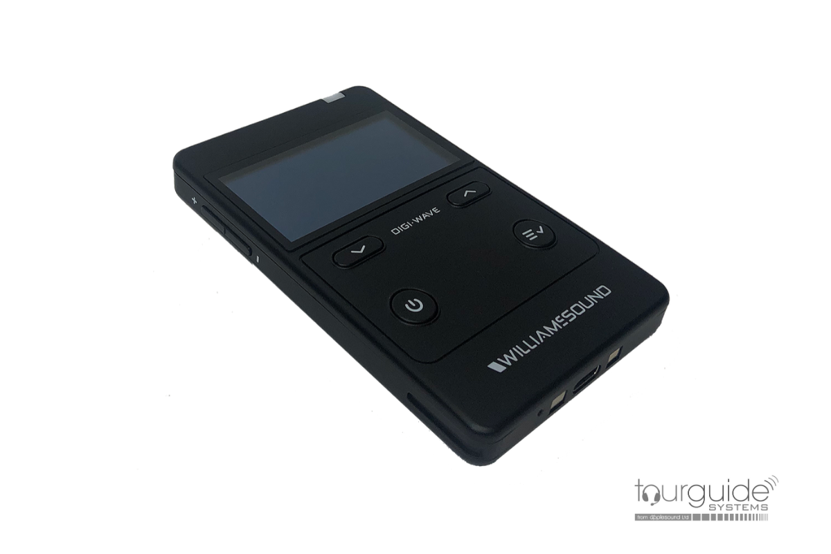Digiwave DLR 400 RCH pocket receiver