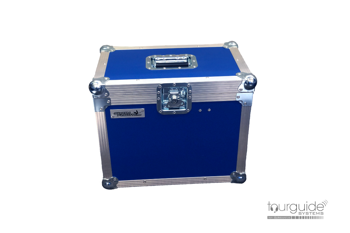 Flight case for Bose S1 and accessories