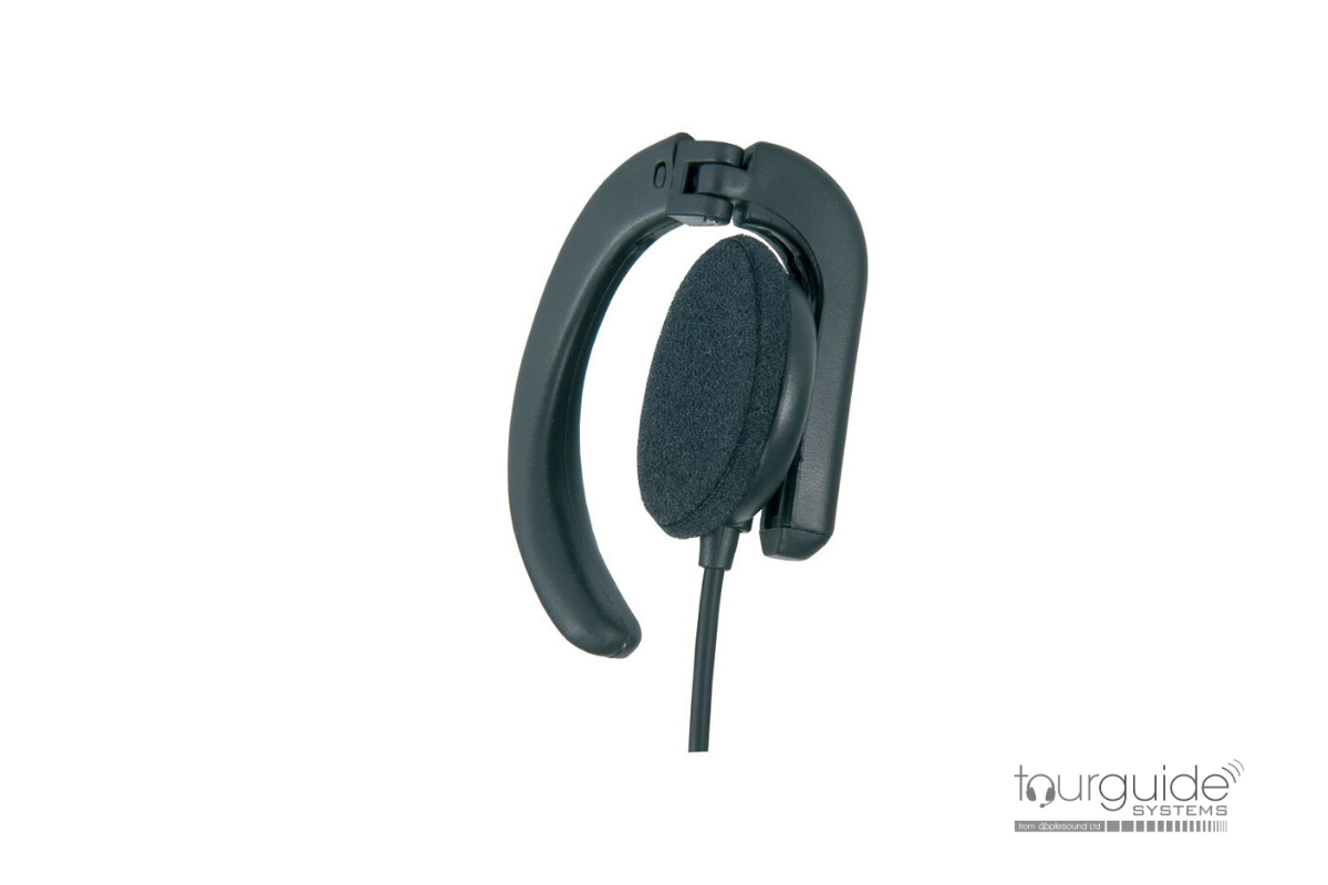 Mono Earphone for Tour guide