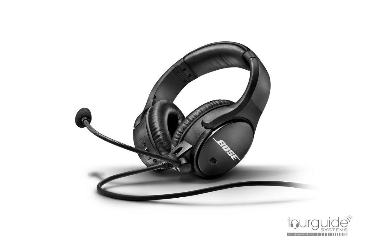 BOSE SoundComm B40 headset