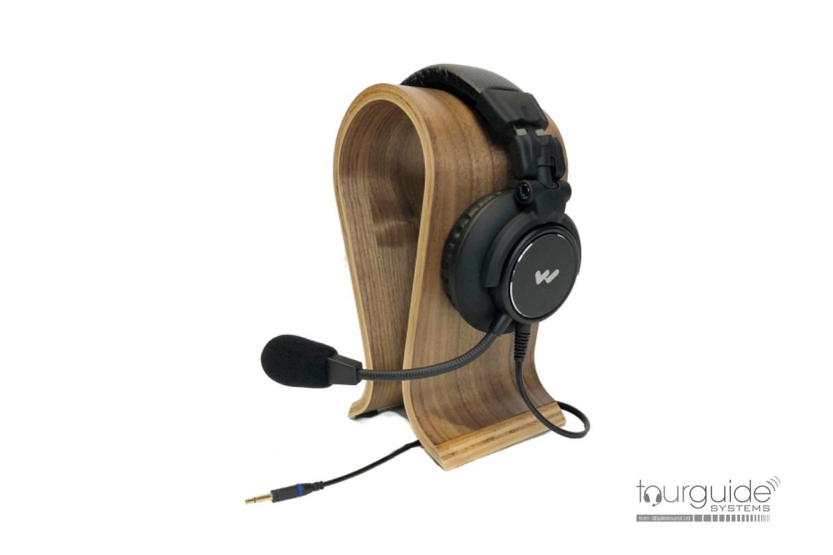 MIC 157 single-muff headset for DLT 400