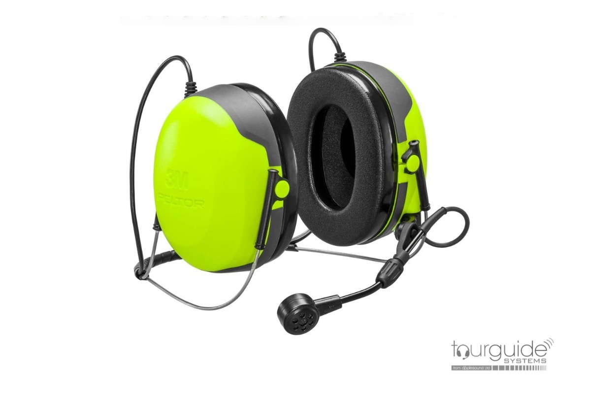 Peltor CH-3 FLX2 Two-way Headset - neckband