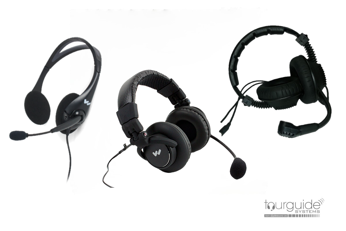 Digiwave DLT 400 Headset Options