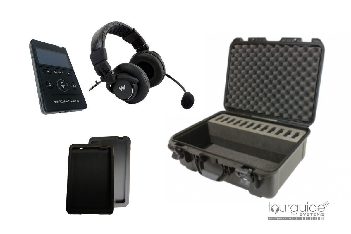 Digiwave Wireless Intercom System DWS COM 6 PRO 400